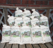 "White Grits - 1 lb Cloth Bag ""Baker's Dozen"" Special"