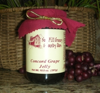 Concord Grape Jelly - 10.5 oz