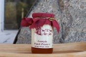 Georgia Peach Preserves - 10.5 oz