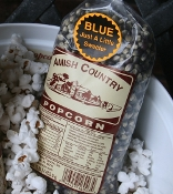 Amish Country Blue Popcorn