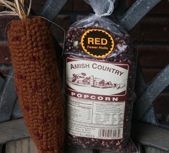 Amish Country Red Popcorn