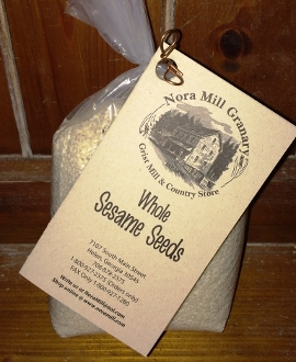 Sesame Seeds - 1 lb plastic bag