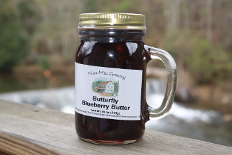 Butterfly Blueberry Butter - 18 oz