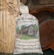 White Grits - 1 lb Cloth Bag