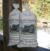 White Grits - 5 lb Cloth Bag