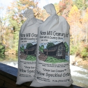 Yellow Grits - 5 LB Cloth Bag