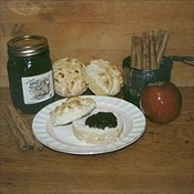 Ann's Apple Butter - no sugar added - 18 oz