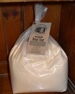 Bread Flour (High Gluten) - 10 lb plastic bag