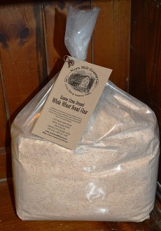 Whole Wheat Bread Flour - 10 lb plastic bag