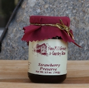 Strawberry Preserves - 5 oz