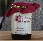 Strawberry Preserves - 10.5 oz