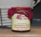 Red Raspberry Mustard Dipping Sauce
