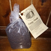 Poppy Seeds - 1 lb plastic bag