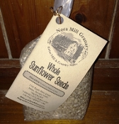 Sunflower Seeds (raw/untoasted) - 1 lb plastic bag