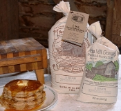 3 Grain Pancake, Waffle & Muffin Mix - 2 lb cloth bag