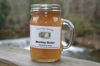 Monkey Butter 18 oz