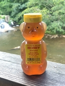 12 oz Sourwood Honey Bear