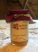 Georgia Peach Preserve 10.5 oz