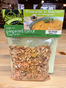 Gingered Carrot Soup Mix